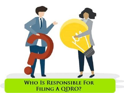 Who should file a qdro